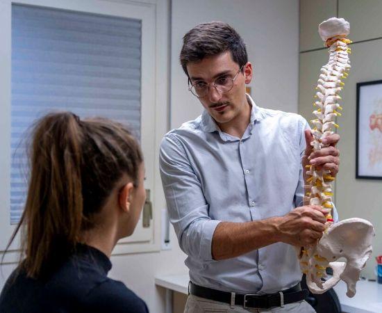 informe quiropractico