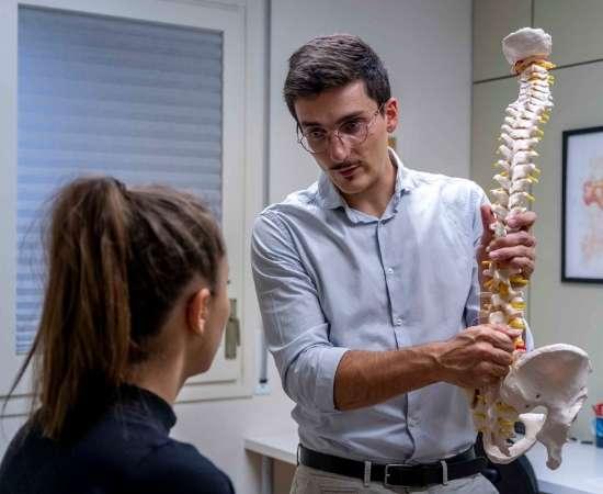 chiropractic interview